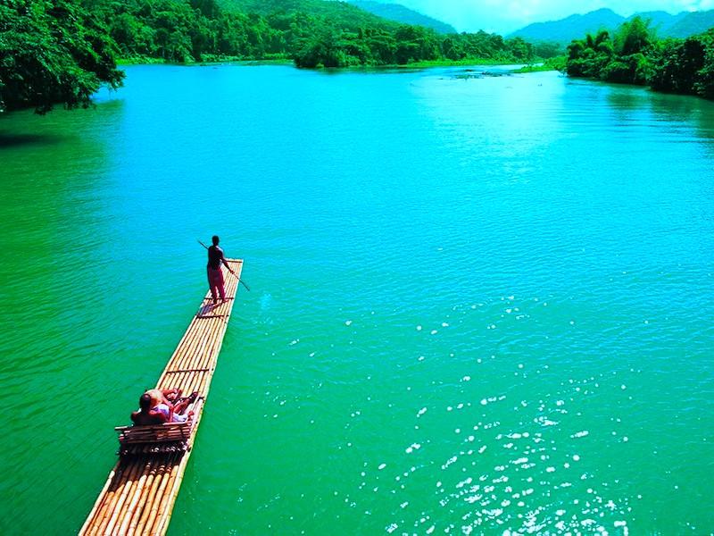Jamaika Deluxe Rio Grande Rafting