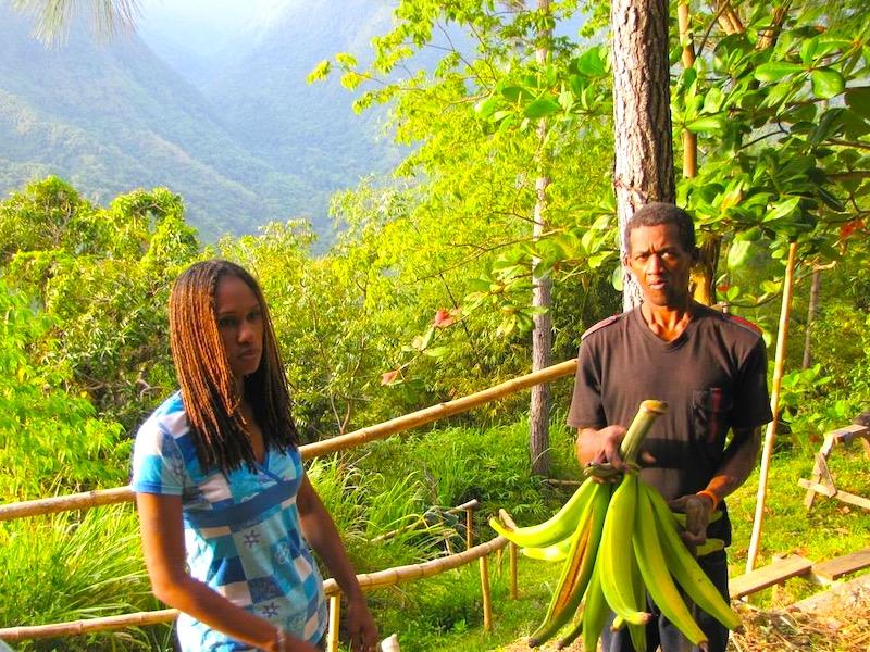 Jamaika Deluxe, die Menschen