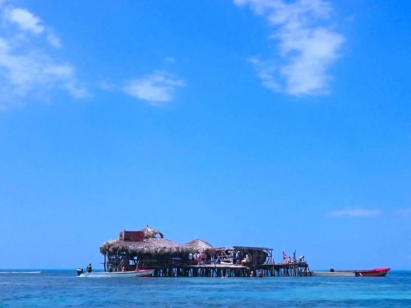 Jamaika Ausflüge Pelican Bar