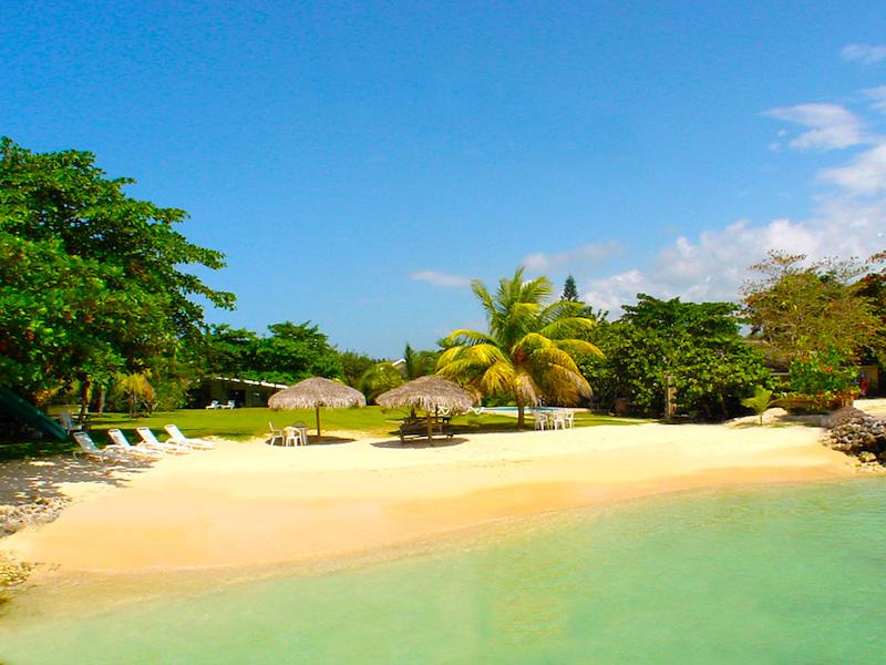 Jamaika Luxusurlaub Villa Tropical: Jamaika Villa mieten