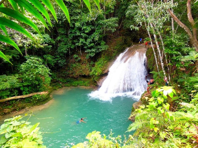 Blue Hole Jamaika