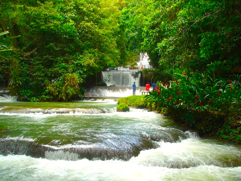 YS Falls Jamaika