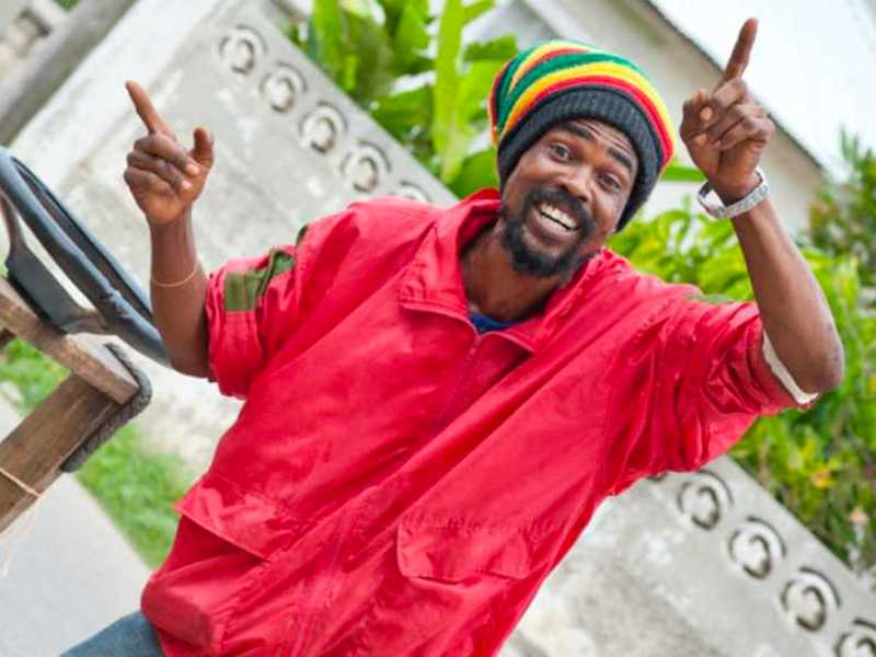 Jamaica Rasta Yard