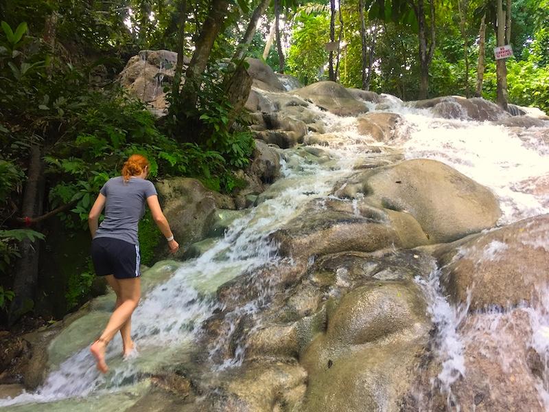 Dunns River Falls Jamaika