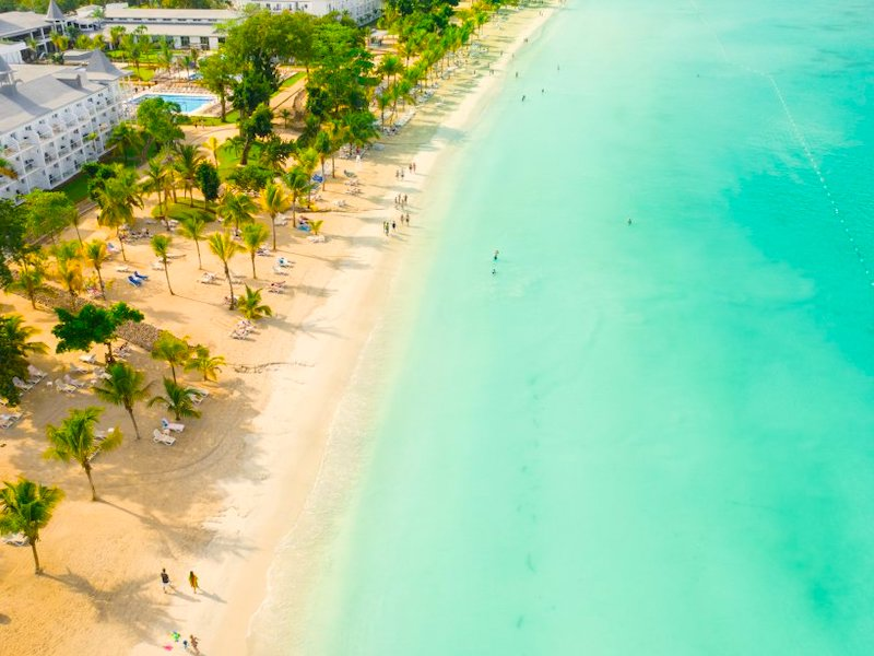 Negril Jamaika 7 mile Beach