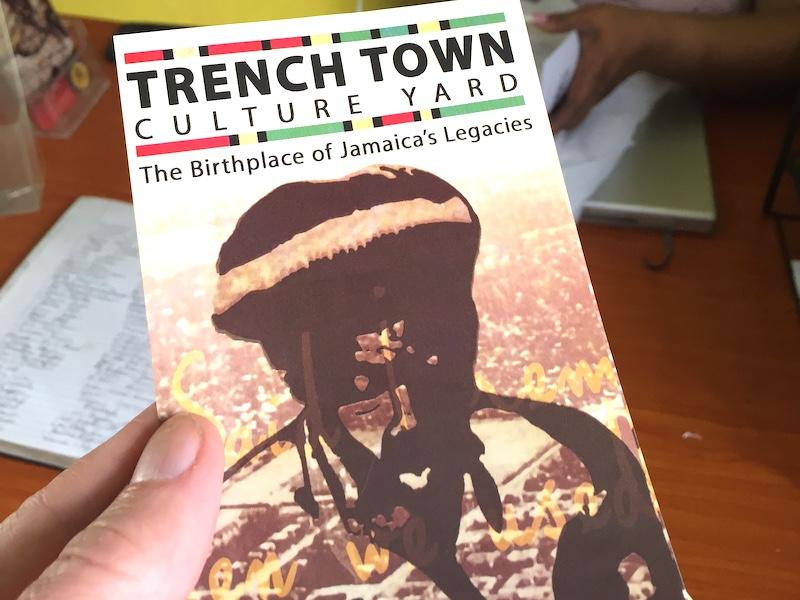 Jamaika Rundreise zum Culture Yard in Kingston